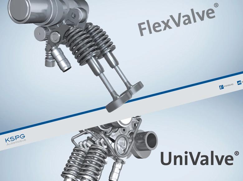 KSPG valve animations